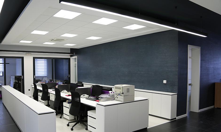 Tilbud på eftertragtet LED panel online